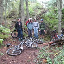 Take a Kid Mountain Biking, October 2007